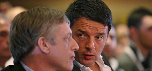 Cuperlo Renzi dimissioni