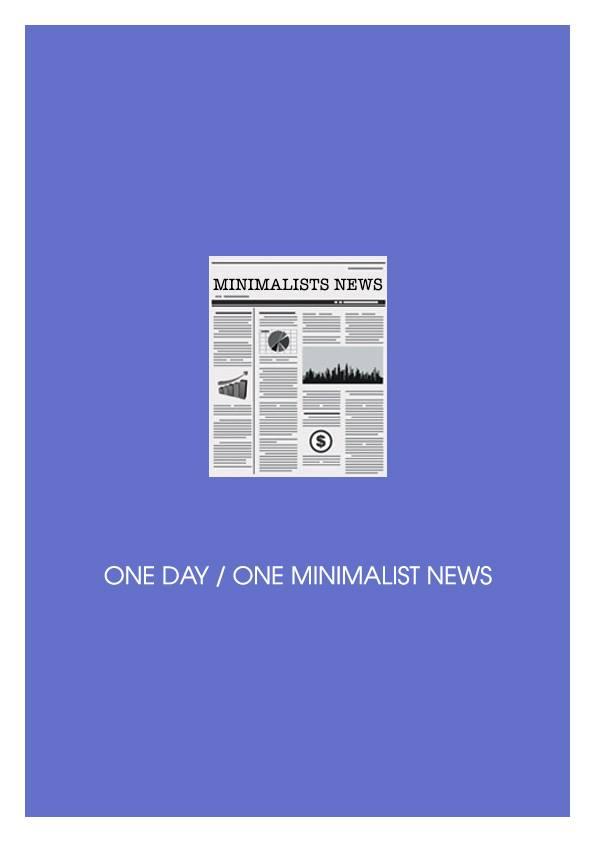 creazioni minimaliste